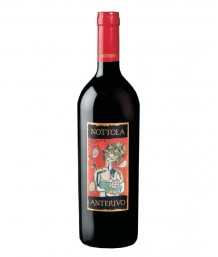 Vino Rosso Super Tuscan I.G.T. &quot;Anterivo&quot; 2008
