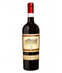 """Vino Nobile di Montepulciano Docg 2011 Riserva """"Il Fattore"""""""
